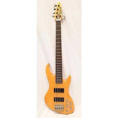 DeArmond PILOT PRO V Electric Bass Guitar Natural