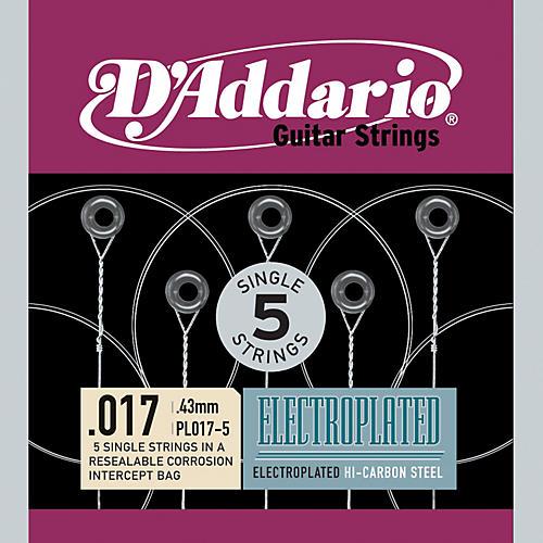 D'Addario PL017-5 Strings