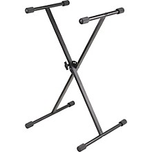 Open Box Proline PL100 X-Braced Keyboard Stand