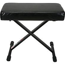 Open BoxProline PL1250 Keyboard Bench With Memory Foam