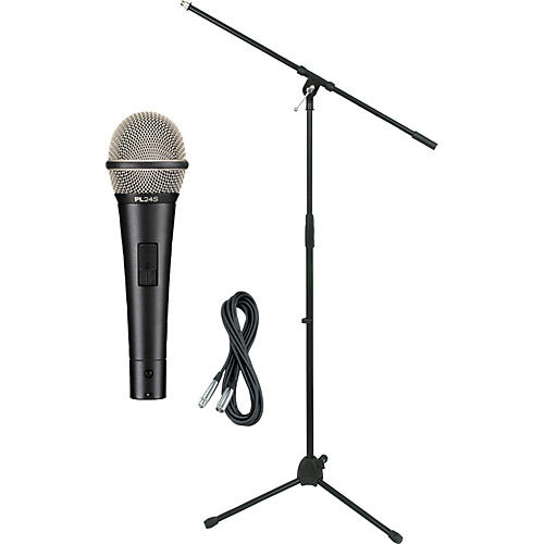 Electro-Voice PL24S with Cable and Stand