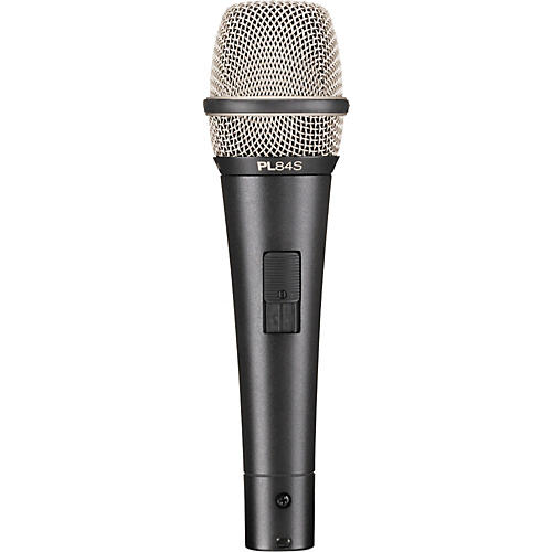 Electro-Voice PL84S Handheld Condenser Mic with Switch
