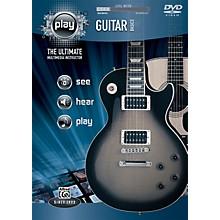 Alfred PLAY Series  Guitar Basics DVD