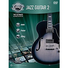 Alfred PLAY Series  Jazz Guitar 2 Book & DVD