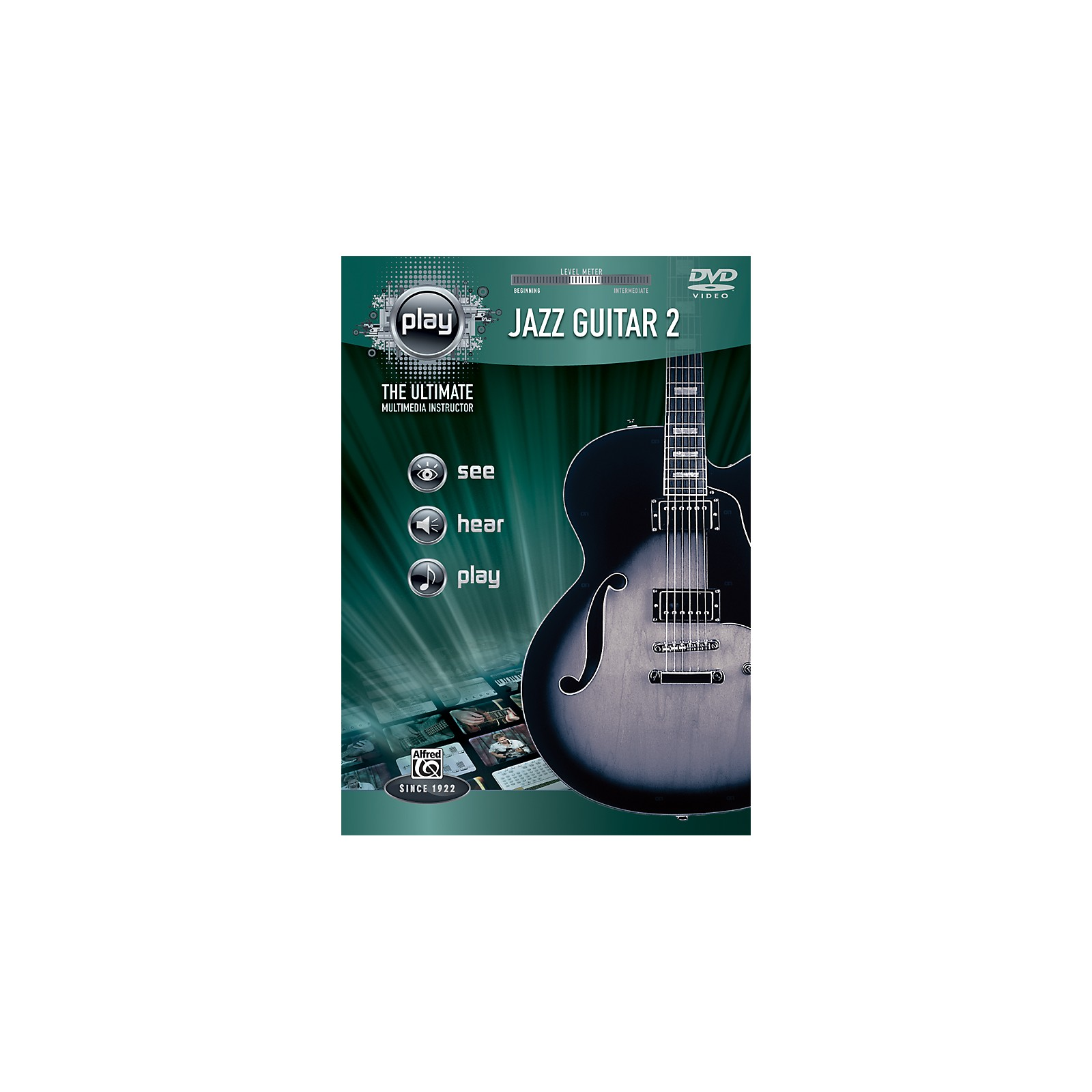 Alfred PLAY Series  Jazz Guitar 2 DVD