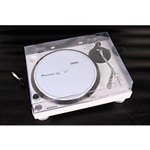 Open BoxPioneer PLX-500 Direct-Drive Professional Turntable White