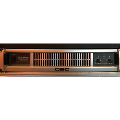 QSC PLX1802 Power Amp