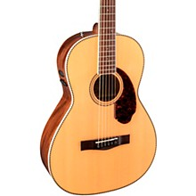 Fender PM-2 Parlor Ovangkol Fingerboard Acoustic-Electric Guitar