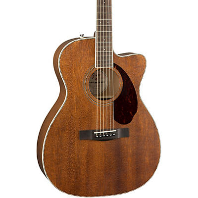 Fender PM-3 Standard Triple-0 All-Mahogany Acoustic Guitar