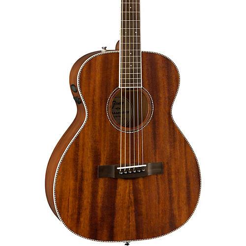 fender pm te travel all mahogany acoustic electric guitar natural musician 39 s friend. Black Bedroom Furniture Sets. Home Design Ideas
