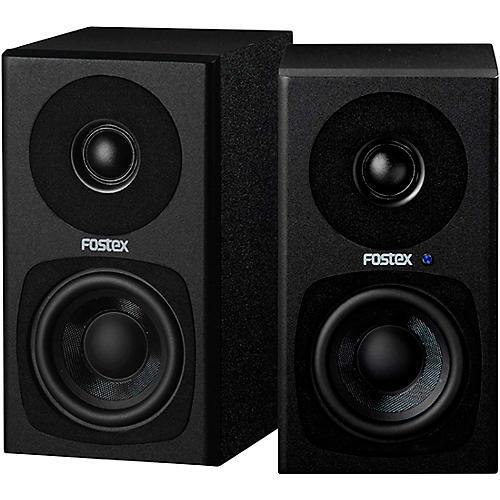 Fostex PM0.3H Active Studio Monitors (Black)