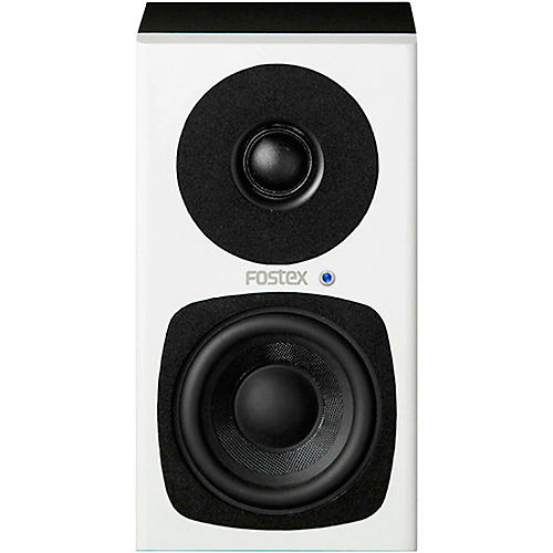 Fostex PM0.3H Active Studio Monitors (White)
