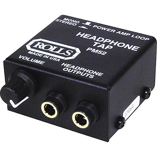 Rolls PM52 Passive Headphone Tap