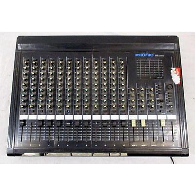 Phonic PMC1202 Unpowered Mixer