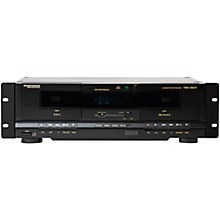 Open BoxMarantz Professional PMD-300CP Dual Cassette Recorder/Player with USB