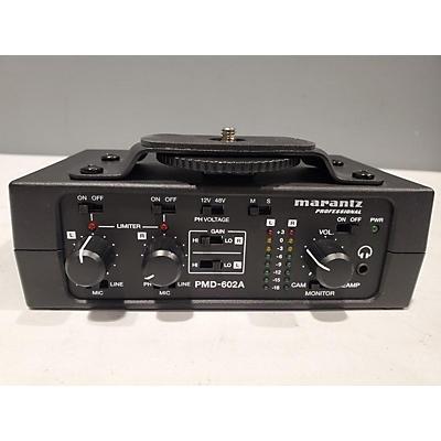 Marantz PMD-602A Digital Mixer