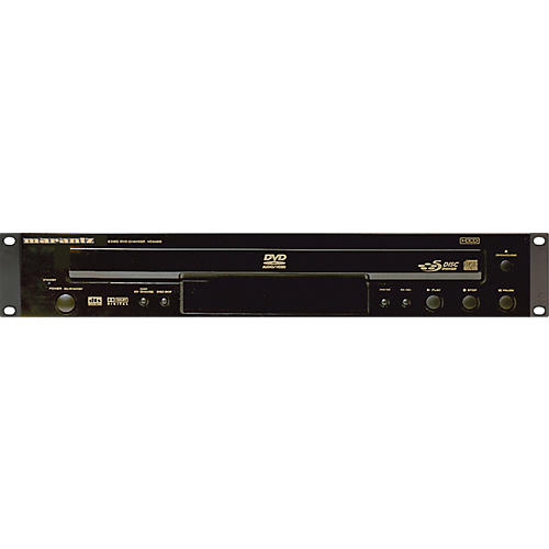 Marantz PMD970 Professional 5-Disc DVD Player