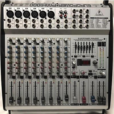 Behringer PMH1000 Digital Mixer
