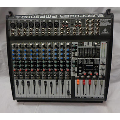 Behringer PMP3000 Powered Mixer