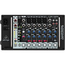 Open Box Behringer PMP500MP3 Ultra-Compact 500-Watt 8-Channel Powered Mixer with MP3 Player