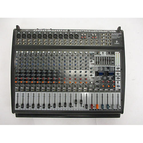 PMP6000 Powered Mixer