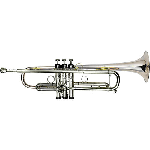 P. Mauriat PMT-75 Series Professional Bb Trumpet Silver plated Titanium Copper Bell