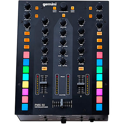 Gemini PMX-10 3-Channel MIDI Mixer