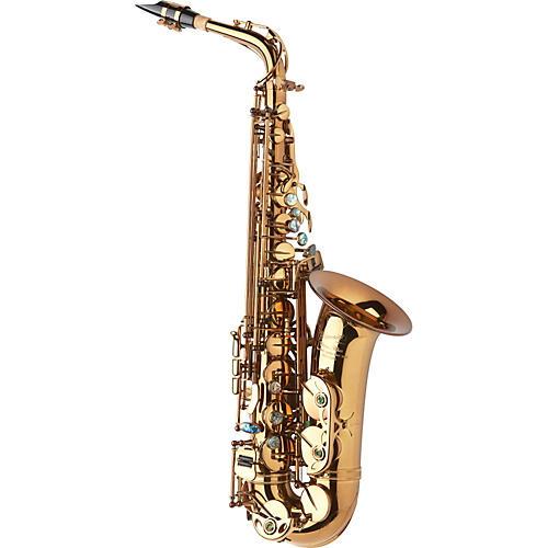 P. Mauriat PMXA-67R Series Professional Alto Saxophone Cognac Lacquer