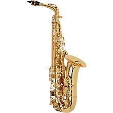 PMXA-67R Series Professional Alto Saxophone Gold Lacquer