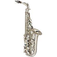 PMXA-67R Series Professional Alto Saxophone Silver Plated