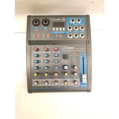 Pyle PMXU43BT Digital Mixer