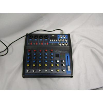 Pyle PMXU63BT Powered Mixer