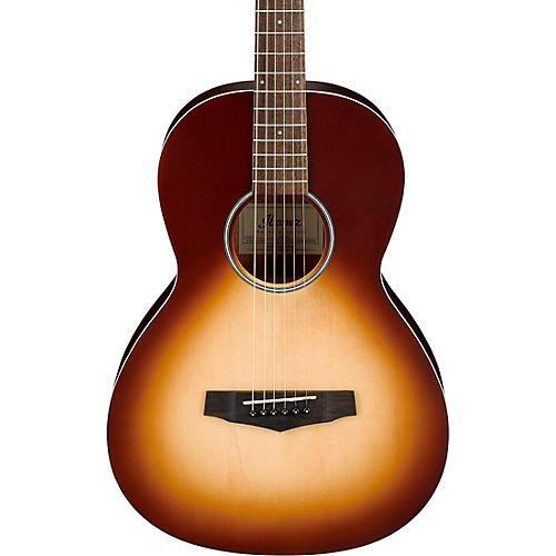 Ibanez PN19ONB Parlor Acoustic Guitar Condition 1 - Mint Brown Vintage Sunburst