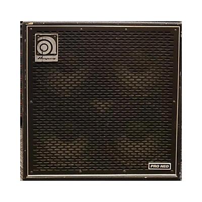 Ampeg PN410HLF 850W 4x10 Bass Cabinet