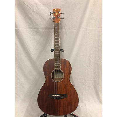 Ibanez PNB14EOPN PARLOR AE Acoustic Bass Guitar