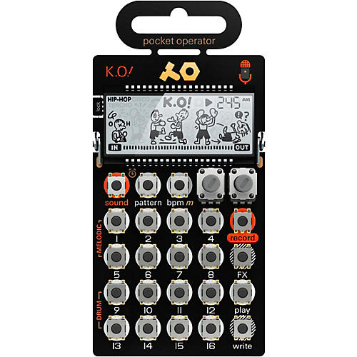 Teenage Engineering PO-33 KO