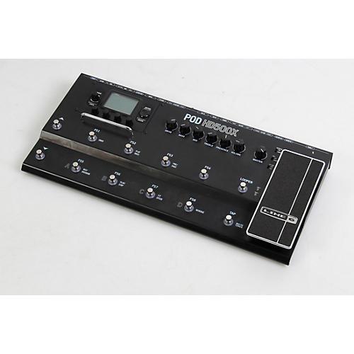 Line 6 POD HD500X Guitar Multi-Effects Processor