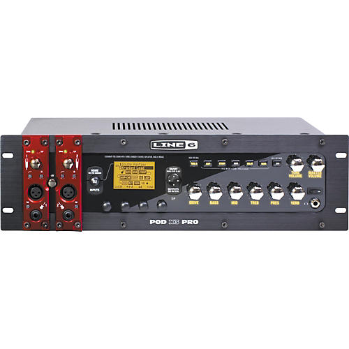 Line 6 POD X3 Pro Guitar Multi Effects Processor
