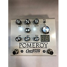 Emerson POMEROY Effect Processor