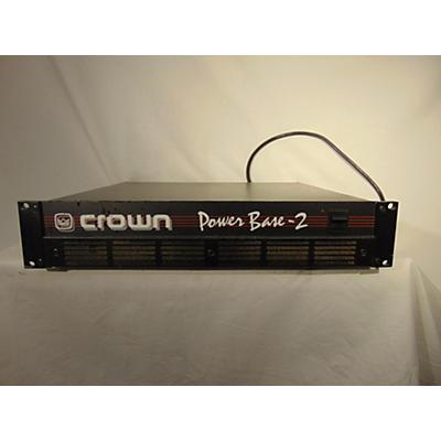 Crown POWERBASE 2 Power Amp