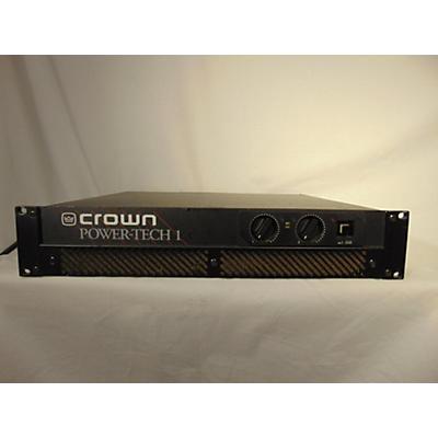 Crown POWERTECH 1 Power Amp