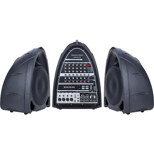 American DJ PPA-210 - Portable Sound System