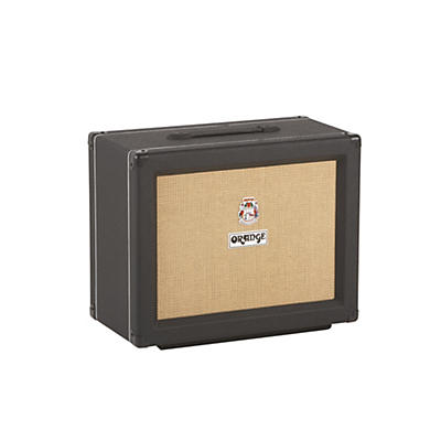 Orange Amplifiers PPC Series PPC112C 1x12 60W Closed-Back Guitar Speaker Cabinet