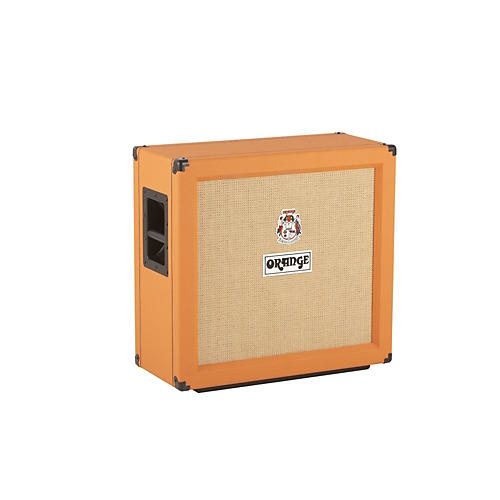 orange amplifiers ppc series ppc410 4x10 160w closed back guitar speaker cabinet musician 39 s friend. Black Bedroom Furniture Sets. Home Design Ideas