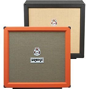 orange amplifiers ppc series ppc412 hp 400w 4x12 guitar speaker cabinet musician 39 s friend. Black Bedroom Furniture Sets. Home Design Ideas