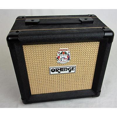 Orange Amplifiers PPC108 Micro Dark Terror 1X8 Guitar Cabinet