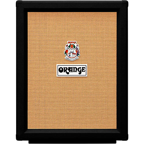 Orange Amplifiers PPC212-V Vertical 2x12 Guitar Speaker Cabinet