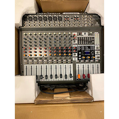 Behringer PPM1008 Powered Mixer