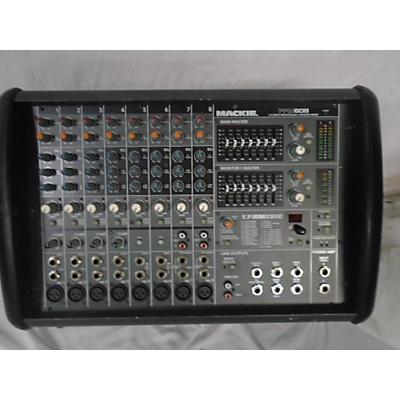 Mackie PPM608 Powered Mixer