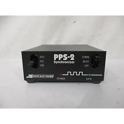 JLCooper PPS-2 MIDI Utility